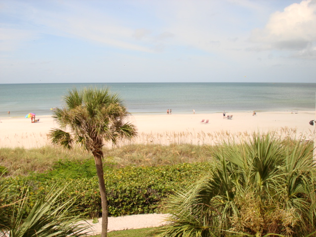 Gulf of Mexico & Crescent Beach